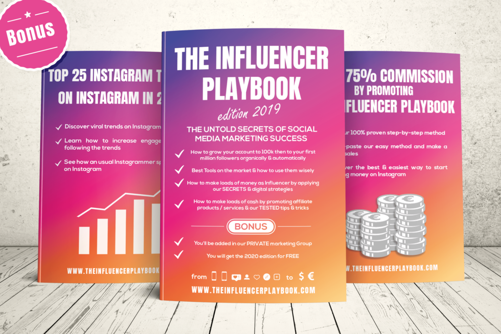 The Influencer Playbook