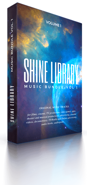 Shine Library Music Bundle