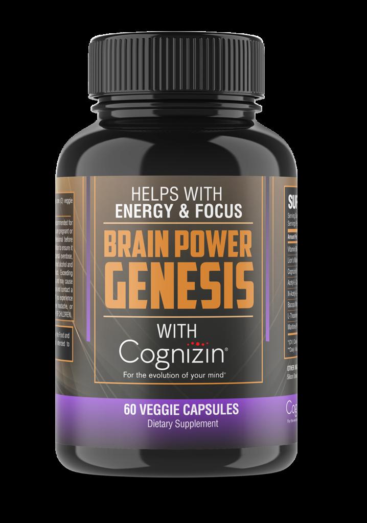 Brain Power Genesis