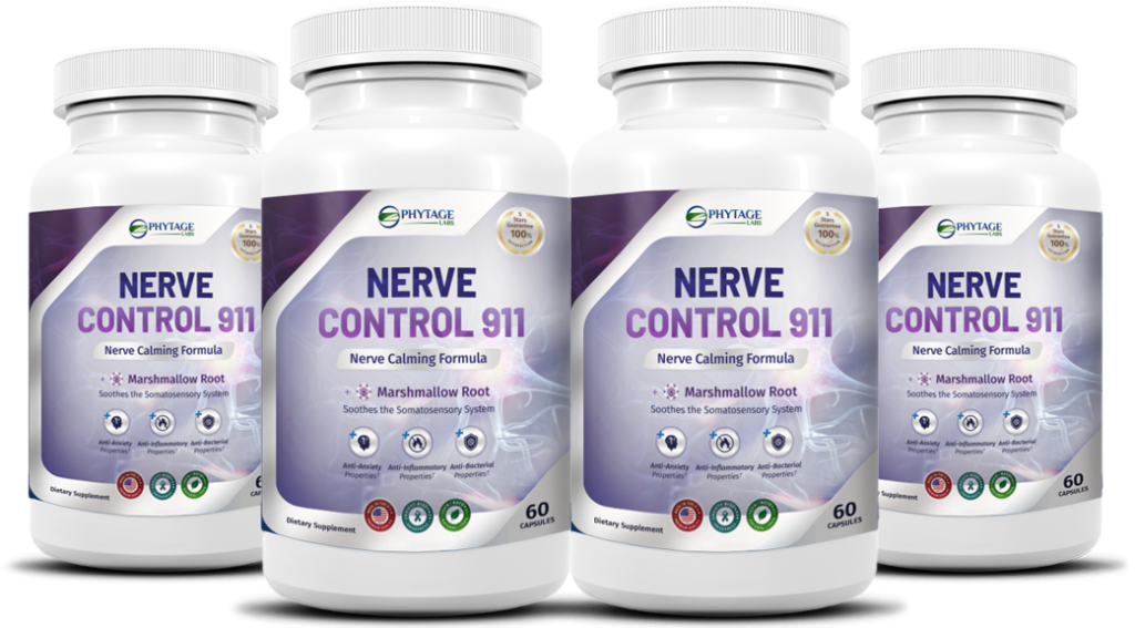 Nerve Control 911 Review, Bonuses & Discount